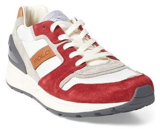 Polo Ralph Lauren Train 100 Retro Sneaker