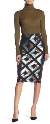 ECI Foil Geo Scuba Skirt