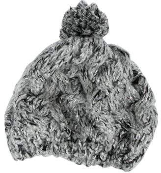 Calypso Metallic Knit Beanie