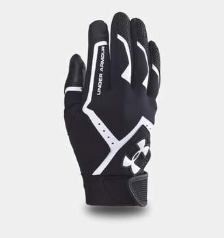 Under Armour Boys' UA Clean-Up VI Batting Gloves
