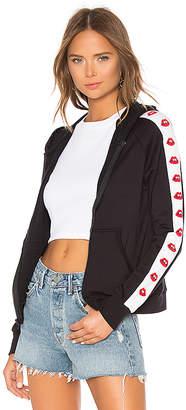 Lauren Moshi Bitsy Zip Up Hoodie