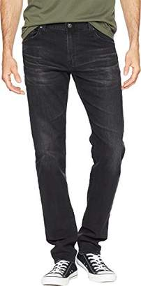 AG Adriano Goldschmied Men's The Tellis Modern Slim Leg LBK Black Denim