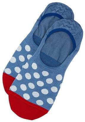 Paul Smith Bright Spot No-Show Socks