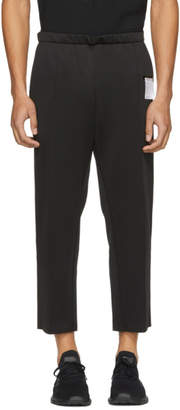 Satisfy Black Spacer Post-Run Lounge Pants