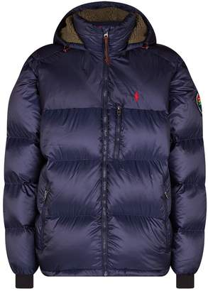 Polo Ralph Lauren Arm Badge Padded Jacket