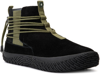Hybrid Green Label Renegade Suede Sneaker