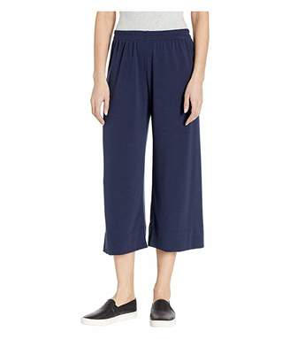 Nally & Millie French Terry Pull-On Crop Pants