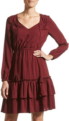 Jag Kristin Dobby Dress