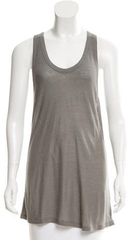 Alexander Wang T by Alexander Wang Sleeveless Racerback Top w/ Tags