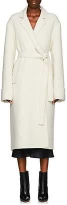 Helmut Lang Women's Wool Blanket Coat - Ivorybone