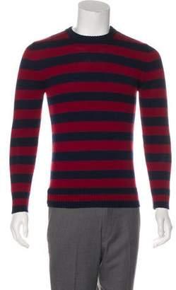 Saint Laurent Pullover Crew Neck Sweater