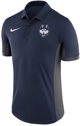 Nike Men's Connecticut Huskies Evergreen Polo