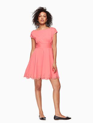 Kate Spade Cutwork fiorella dress