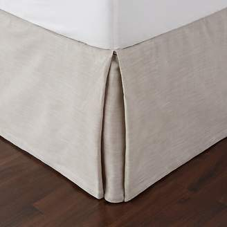 Hudson Park Collection Modern Scroll Bedskirt, King - 100% Exclusive