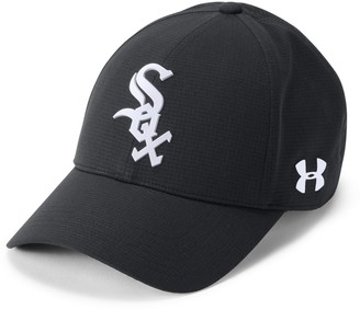 1291431704c Under Armour Adult Chicago White Sox Driver Adjustable Cap