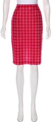 Jenni Kayne Knee-Length Pencil Skirt
