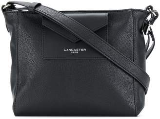 Lancaster front pocket shoulder bag