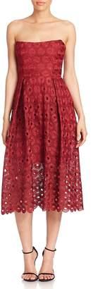 Nicholas Women's Spot Lace Ball Dress