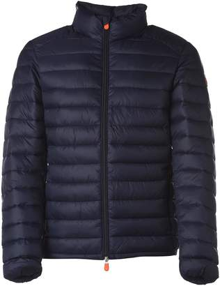 Save The Duck Giga7 Blue Down Jacket