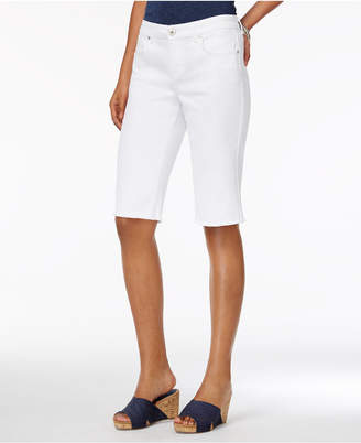 Style&Co. Style & Co Petite Cutoff Bermuda Shorts, Created for Macy's