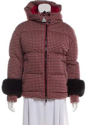 Moncler Effraie Down Jacket w/ Tags