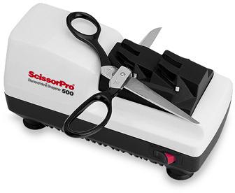 Bed Bath & Beyond Chef's Choice® Diamond Hone® ScissorPro® Electric Scissors Sharpener