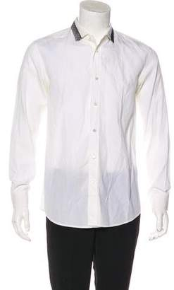 Marc Jacobs Embellished Dress Shirt