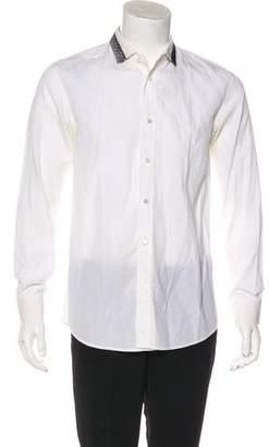 Marc Jacobs Embellished Dress Shirt