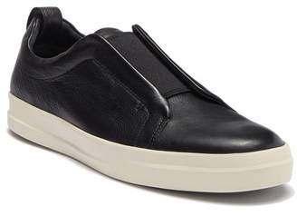 Vince Conway Leather Slip-On Sneaker