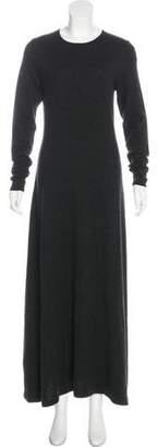 Ralph Lauren Rugby Cashmere Maxi Dress