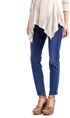 Jessica Simpson Motherhood Maternity Petite Secret Fit Belly Jegging Maternity Jeans