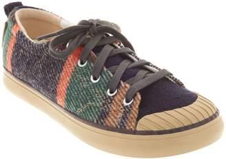 Keen Wool Lace-Up Sneakers - Elsa Sneakers Fleece