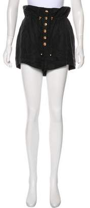 Alice McCall High-Rise Mini Shorts w/ Tags