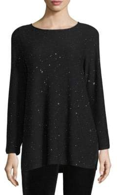Eileen Fisher Wool Twinkle Tunic