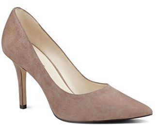 Women's Nine West 'Jackpot' Pointy Toe Pump $79.95 thestylecure.com