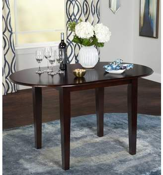 TMS Tapas Butterfly Dining Table, Espresso
