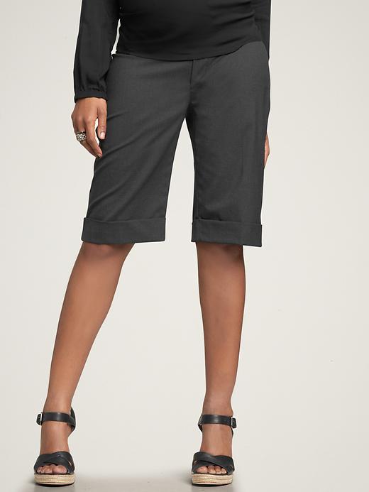 Gap Ultimate panel slim cuffed shorts