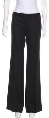 Balenciaga Wool Wide-Leg Pants