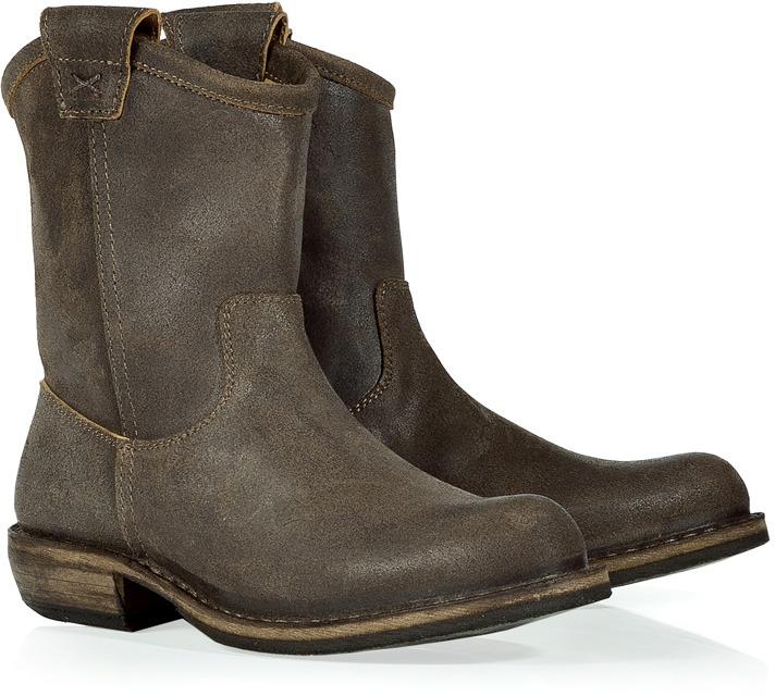 Fiorentini+Baker Fiorentini & Baker Brown Side Zip Ankle Boots