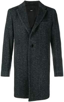 HUGO BOSS classic single-breasted coat