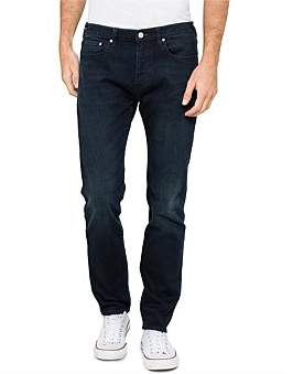 Paul Smith Slim Fit Overdye Wash Stretch Denim Jean