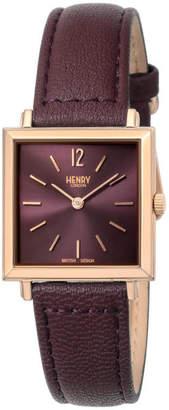 【期間限定展開商品】 [HENRY LONDON (ヘンリー ロンドン)] HERITAGE SQUARE 26