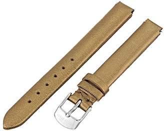 Philip Stein Teslar 12mm Leather Watch Band