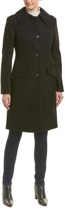 Brooks Brothers Wool-Blend Coat