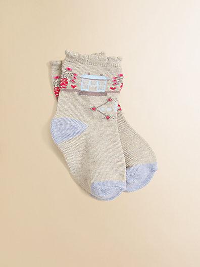 Ralph Lauren Infant's Scenic Socks