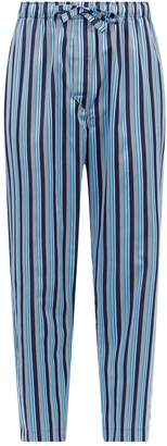 Derek Rose Stripe Lounge Trousers