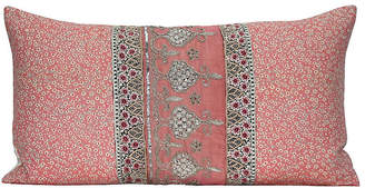 One Kings Lane Vintage Japanese & Indian Textile Pillow