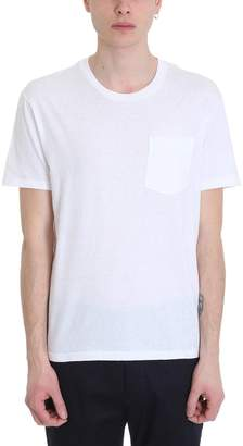 Mauro Grifoni White Cotton T-shirt