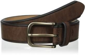 Dockers 35mm Beveled Edge Belt