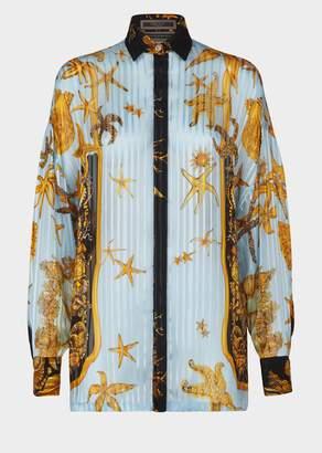 Versace Trésor De La Mer Tribute Shirt